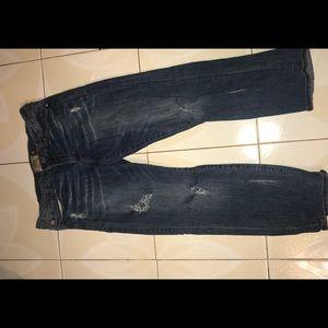 Dear John crop jeans